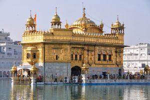 India Amritsar Gouden Tempel