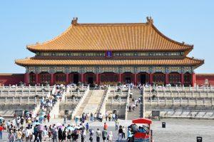 China Beijing Verboden Stad Mango Travel
