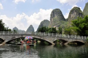 China Li River Yangshou