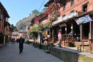 Nepal Bandipur Newari Village