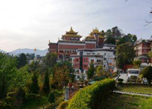 Nepal Namoboudha Monastery