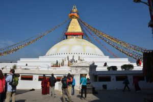 Nepal Bouddhanath