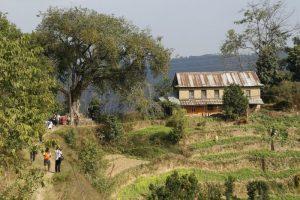 Nepal Panauti Hike