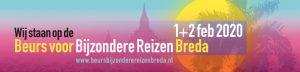 Beurs voor bijzondere Reizen Breda